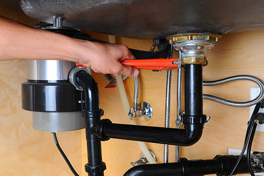 Garbage Disposal Repair, Installation & Replacement Service