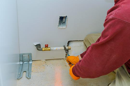 Gas Lines Installation & Repair