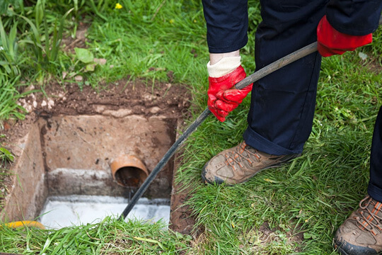 Sewer Line Repair, Replacement, & Cleaning Services