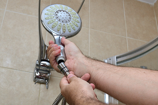 Shower Repair & Installation Services