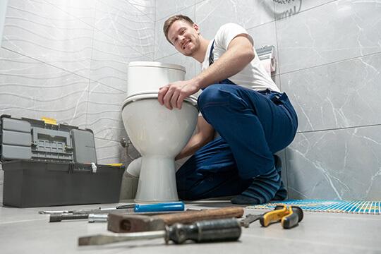 Toilet Repair & Installation Service